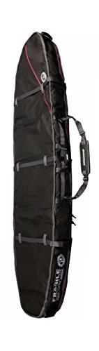 2 Longboard Coffin | Surfboard Travel Bag and Surf Cover (8'6″ Long | 25.5″ Wi ...