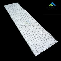 FITACTIC Universal [34in x 9in] DIY Traction Non-Slip Grip Mat Pad, Versatile & Trimmable Sh ...