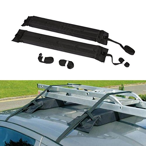 Alavente Universal Auto Soft Car Roof Rack Outdoor Rooftop