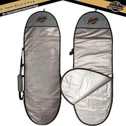 Gold Coast Surfboards – 8′ HELE Surfboard Day Bag – UV & Heat Resistant So ...