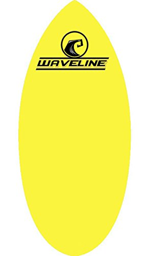 Waveline skimboard professional series original wood skim for Skimboard template