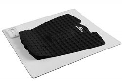 Own the Wave 3-Piece Grip Pad w/ Wax Comb – Charcoal Black