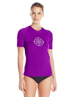 Kanu Surf Women's Ibiza Short-Sleeve Rashguard