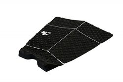 Creatures of Leisure Longboard Traction Pad, Black