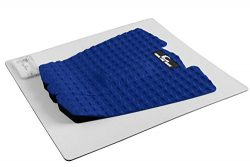 Own the Wave 3-Piece Grip Pad w/ Wax Comb – Bright Blue