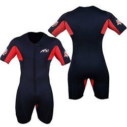 4Fit Neoprene Sweat Shirt Rash Guard Sauna Suit Weight Loss Top MMA (S TO 6XL)