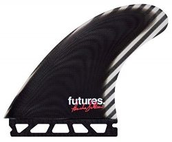 Future Fins Pancho Sullivan Control Series Surfboard Carbon Fins