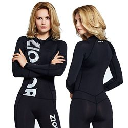 ZIONOR Full Body Sport Rash Guard Dive Skin Suit for Swimming Snorkeling Diving Surfing with UV  ...