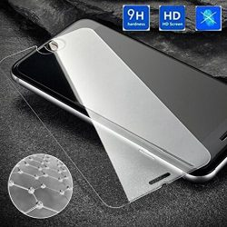Tenworld Tempered Glass Flim Screen Protector for iPhone 7 Plus 5.5 inch / iPhone 7 4.7 inch (Fo ...
