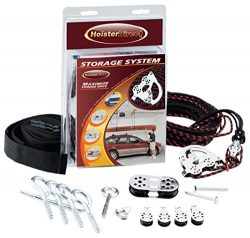 Hoister Direct 7806 – Overhead Storage Hoist for Jeep Top removal, Truck Caps, Bikes, SUP, ...