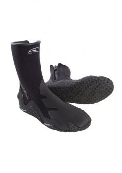 O'Neill Wetsuits Wetsuits Men's Dive 5mm Booties with Zipper