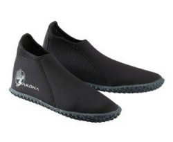 Akona 3.5mm Low Cut Boot, booties for Scuba Diving, kayaking, spearfishing, snorkeling, boat sho ...