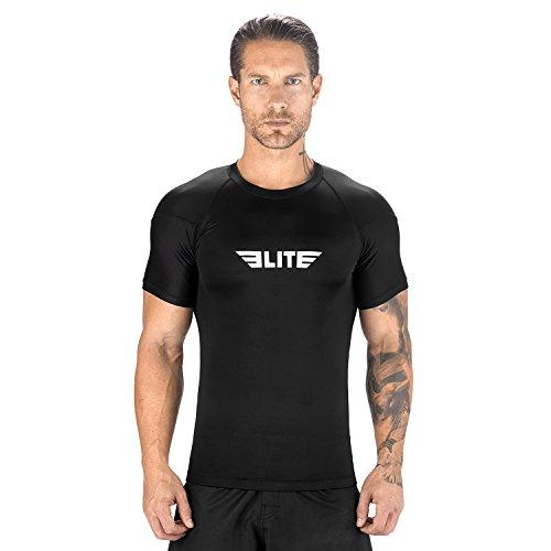 Elite Sports Standard Short Sleeve Compression, MMA, BJJ