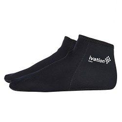 Water Socks Snorkeling Socks – 3mm Premium Neoprene snorkel fins Socks for High-Performanc ...