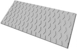 Traction Non-Slip Grip Mat [13in x 6in] – Versatile & Trimmable Sheet of EVA Pad with  ...