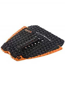 Dakine John John Florence Pro Pad, Black/Orange, One Size
