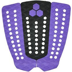Channel Islands Surfboards Bobby Martinez Traction Pad, Black, One Size