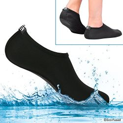 Water Socks for Women – Extra Comfort – Protects Against Sand, Cold/Hot Water, UV, R ...