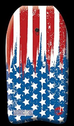 Bodyboard 33in. Stars and Stripes Graphics Pkg/1