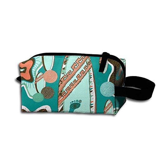 Surfboard Travel Kit Organizer Bathroom Storage Cosmetic Bag Carry Case Toiletry Bag