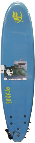 Empire Ehukai Soft Surfboard, Blue, 7-Feet