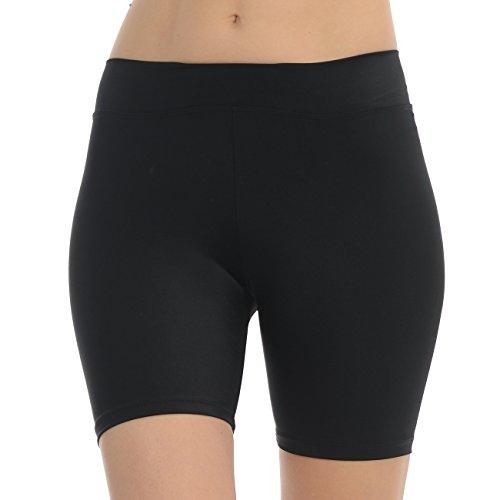"Anza Girls 5"" Inseam Dance Shorts Bike Yoga Exercise"