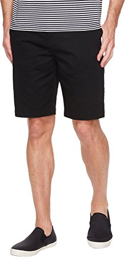DC Men's Worker Straight 20.5 Inch Walk Short, Black, 31