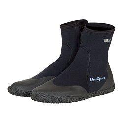 Neosport 3mm Hi Top Zipper Boots