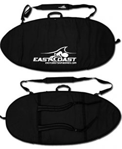 "ECS Skimboard Travel Bag – Large 54"" (Black)"