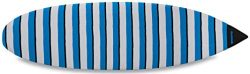 "Dakine Unisex 6'0"" Knit Thruster Surfboard Bag, Tabor Blue, OS"