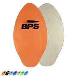 BPS 30″ Skimboard (with GATOR EVA Foam) – Orange (2018)