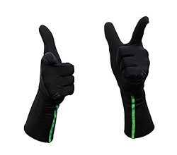 WETSOX GEN II Gloves, Frictionless Wetsuit Glove Liners for Diving and Surfing, Get In and Out o ...