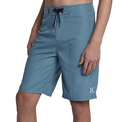Hurley Men's One & Only 2.0 21″ Boardshorts Noise Aqua 38