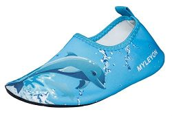 Denater Water Shoes For Kids Girls Boys, Socks Shoes For Beach Pool Surfing Yoga