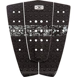 Ocean and Earth Octo Long Step Up Black Surfboard Traction Pad – 3 Piece