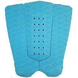 yuanjiasheng 3Pcs Diamond Pattern Surfboard Traction Pad Tail Pads With The Stickiest 3M Adhesiv ...
