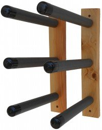 CSS Wooden Wall Board Rack (Choose Style) (Wooden, Triple)