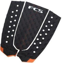 FCS T3 Performance Traction Pad One Size Black/Burnt Orange