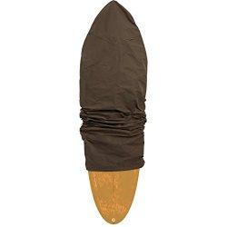 Billabong Men's Surfplus Wax Board Sock Surfboard Bag, Earth, ONE SIZE