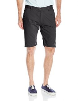 Quiksilver Men's Everyday Chino Walk Short, Black, 33