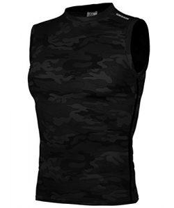 DRSKIN Compression Cool Dry Sports Tights Shirt Baselayer Running Leggings Yoga Rashguard Men
