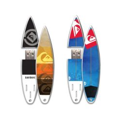 QS 2 Pack 16GB SurfDrive USB Flash Drive, Alpha, Sea Salt
