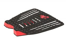 Creatures of Leisure Traction Pad Shortboard Grip Nat Young Signature Model Black