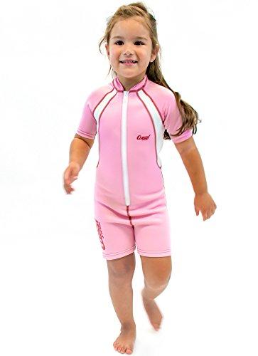 82329d0d1f4 Cressi Cressi Kids Swimsuit, pink, XL - SurfboardMe | SurfboardMe