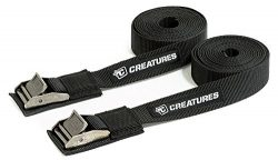Creatures of Leisure Tie Downs, 9-Feet