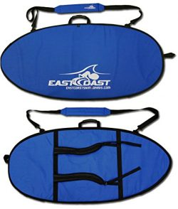 "East Coast Skimboards ECS Skimboard Travel Bag – Large 54"" (Blue)"
