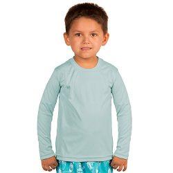 Vapor Apparel Toddler UPF 50+ UV (Sun) Protection Long Sleeve Performance T-Shirt