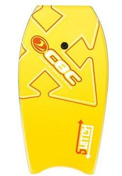 California Board Company Switch Bodyboard (36-Inch, Yellow)
