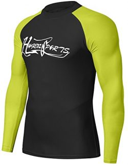 HUGE SPORTS UV Protection 50+ Loose Restrict Free Rash Guard