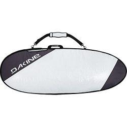 "Dakine Unisex Daylight 5'4"" Hybrid Water Resistant Surfboard Bag, White, OS"